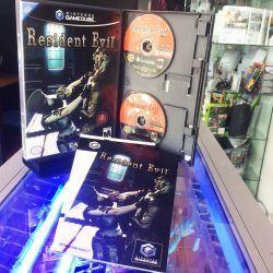 Videojuegos para consola GameCube Resident Evil Ecuador Comprar Venden, Bonita Apariencia ideal para los fans, practica, Hermoso material de papel Color como en la imagen Estado usado