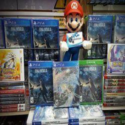 Videojuegos para consola